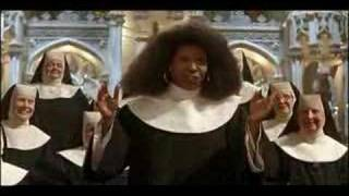 Download Sister Act- I Will Follow Him Video
