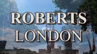 Download Roberts London YouTube Channel Intro Trailer Video