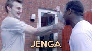 Download DARE JENGA   ft. SPAGHETTI Video