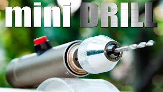 Download How to Make a High Speed Mini Drill Video