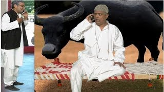 Download Nitish Kumar Begs Lalu Prasad Yadav for Support Video