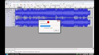 Download Remove the instruments from an audio file with AUDACITY v1.2.6 Video