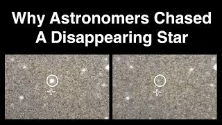 Download Astronomers Chasing The Shadow Of A Space Rock Video