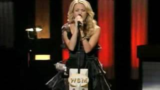 Download Carrie Underwood ″I Told You So″ (live performance) Video