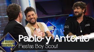 Download Pablo López aclara las fiestas estilo 'boy scout' que hace en su casa - El Hormiguero 3.0 Video