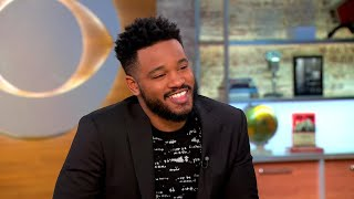 Download Director Ryan Coogler's first priority with ″Black Panther″: Make a good movie Video