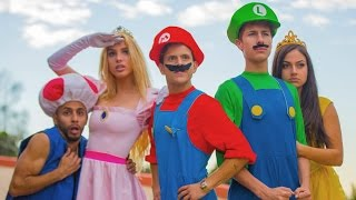 Download Super Mario Run | Lele Pons, Rudy Mancuso & Juanpa Zurita Video