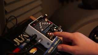 Download Arturia Microbrute and Electro-Harmonix 8 Step Sequencer Video