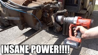 Download WORLDS MOST POWERFUL CORDLESS IMPACT!!!! INSANE RESULTS!!! Video