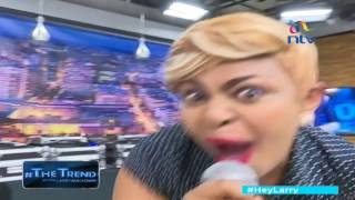 Download #theTrend Lip sync battle with Larry, Size 8, Willy Paul, Ann Okumu and DJ GJO Video
