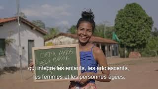 Download UNESCO GREEN CITIZENS | Brésil : Cultiver le Cupuaçu pour protéger la biodiversité Video