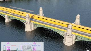 Download MassDOT Longfellow Bridge Construction Animation Video