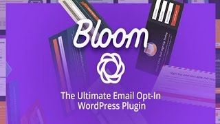 Download How To Use The Bloom Plugin By Elegant Themes | Add An Email opt-in Form To Your Wordpress Website Video