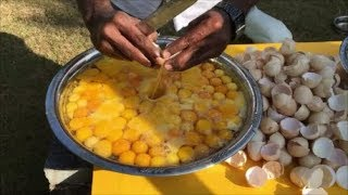 Download Cooking 3 Chickens with 300 Eggs - Cooking for Our Village - Cooking 300 Country Chicken Eggs Video