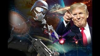 Download Insanely Stupid & Expensive 'Space Force' Prioritized Over Healthcare Video