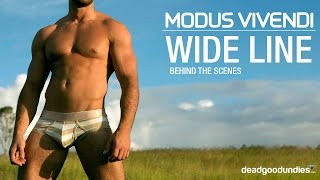 Download Modus Vivendi Wide Line underwear - Photography by Russell Fleming Video