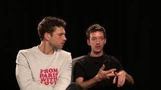 Download Stars of '120 BPM' discuss promoting activism Video