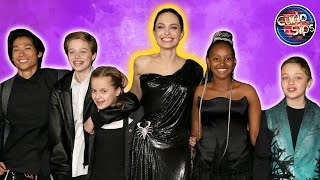 Download Who is Angelina Jolie's favorite child?! Video