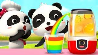 Download Magical Kitchenware: Baby Panda Chef | Oven, Frying Pan, Juicer | BabyBus Cartoons Video