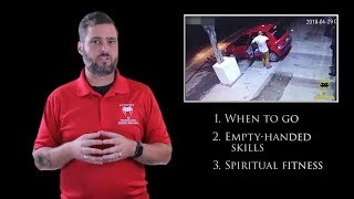 Download Bouncer Who Needed Spiritual Fitness | Active Self Protection Video