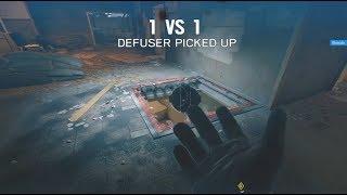 Download Intense 1v4 Ying Clutch - Rainbow Six Siege Video
