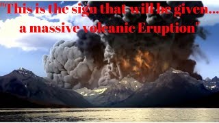 Download Yellowstone Volcano: Mark Taylor Prophecy A sign will be given a massive volcanic eruption Video