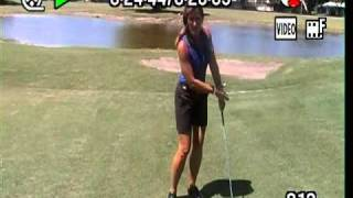 Download Golf Instruction-Chipping and ball position tip Video