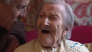 Download Emma Morano, la festa per i suoi 117 anni Video