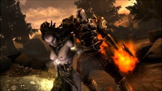 Download GOD OF WAR GHOST OF SPARTA GOD MODE BONUS PLAY 04 - ERINNI Video