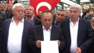 Download MHP'den İstifalarını Basın Açıklamasıyla Gerçekleştirdiler Bor Niğde (Kent51 Web TV) Video