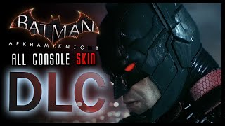 Download Batman Arkham Knight: All Skins DLC & Exclusives (Showcase) Video