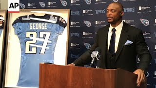 Download Titans to retire numbers of George and McNair Video