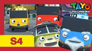 Download Tayo S4 EP23 l A day with Booba l Tayo the Little Bus l Season 4 Episode 23 Video