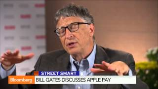 Download Bill Gates Apple Pay Is A 'Fantastic' Idea Video