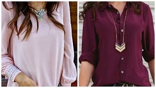 Download BLUSAS DE MODA /TENDENCIAS 2016/2017 ♥ EMdesign Video