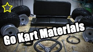 Download Go Kart Materials: How to Build a Go Kart: Frame Materials Video