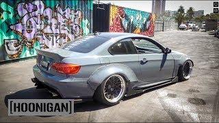 Download [HOONIGAN] DT 111: Street Fighter LA 500hp BMW E92 vs Sh*tcar #SPACERACE Video