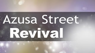 Download Azusa Street Revival | It's Supernatural with Sid Roth | Tommy Welchel Video