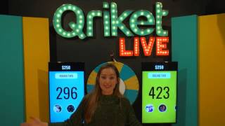 Download QriketLIVE Replay #89 - 5 Spins $250 Game Video