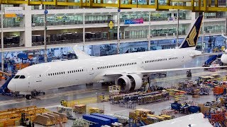 Download How a Boeing 787 Dreamliner is Built ? Video