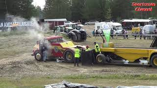 Download Race Trucks 8500 kg Tyrnävä 20.7.2019 Video