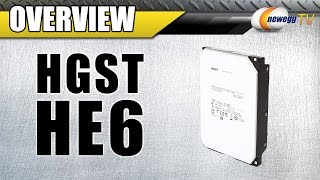 Download HGST UltraStar Helium ″He6″ 6TB Hard Drive Overview - Newegg TV Video