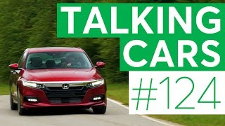 Download 2018 HondaAccord& Tips for Dealing with Dealers | Talking Cars with Consumer Reports #124 Video