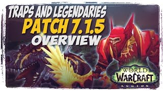 Download BM HUNTER IS GREAT AGAIN! WoW Legion Patch 7.1.5 Overview Video