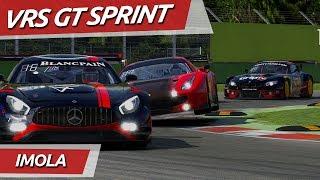 Download VRS GT Sprint @ IMOLA Video