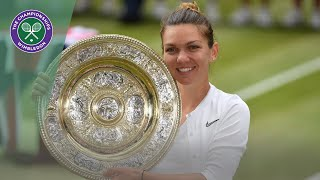 Download Simona Halep vs Serena Williams Wimbledon 2019 final highlights Video