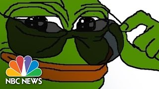 Download Pepe The Frog's Journey: From Internet Meme To Hate Symbol | NBC News Video