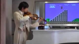 Download Violin Super Mario!!!!! Video