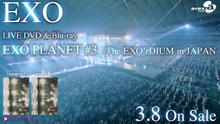 Download EXO / LIVE DVD&Blu-ray「EXO PLANET #3 – The EXO'rDIUM in JAPAN」SPOT動画(30sec) Video