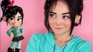 Download Wreck It Ralph: Vanellope Von Schweetz Transformation Makeup Tutorial Video